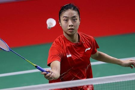 Shuttler Yeo Jia Min's first-set fightback key to ending winless run