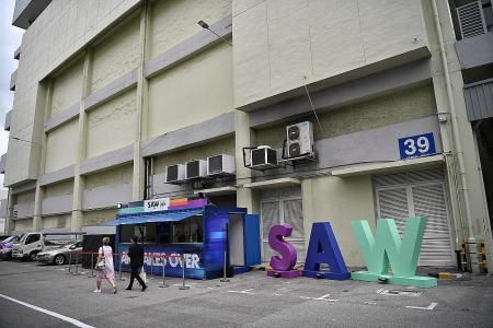 Boosting Tanjong Pagar Distripark as arts cluster