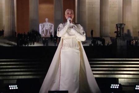 Lady Gaga, Tom Hanks bring star power to Biden inauguration
