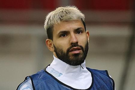 Man City to miss Sergio Aguero for longer period due to Covid-19