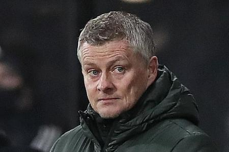 Man United showing improved mentality: Ole Gunnar Solskjaer