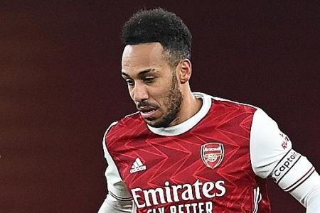 Aubameyang a doubt for Southampton game due to 'personal matter'