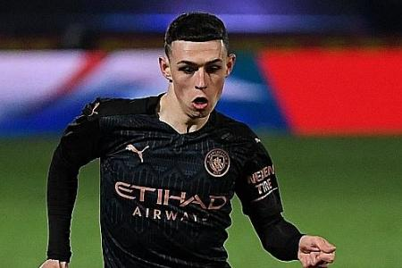 Guardiola: Phil Foden must not look to emulate Kevin de Bruyne