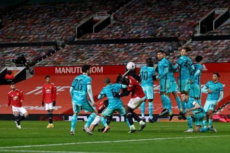Bruno Fernandes strikes knockout blow on Liverpool