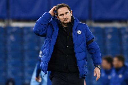Chelsea sack manager Frank Lampard