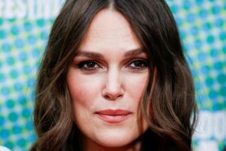 Knightley says no interest in filming sex scenes for men