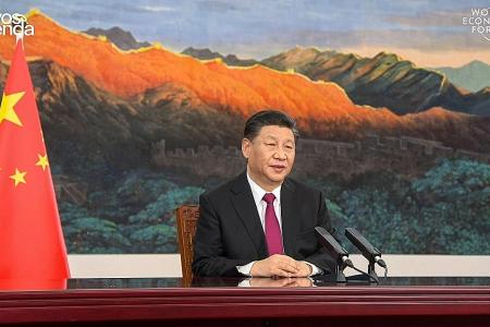 China's Xi calls for unity, warns against starting 'new Cold War'