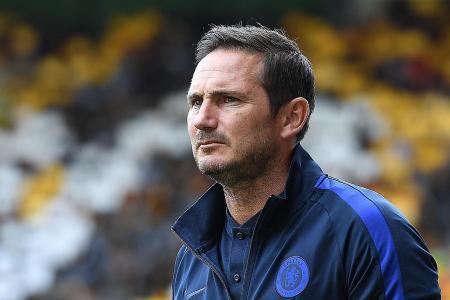 Steven Gerrard: Chelsea board should have supported Frank Lampard