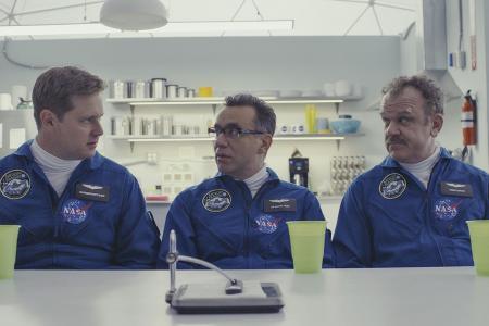 TV review: Moonbase 8