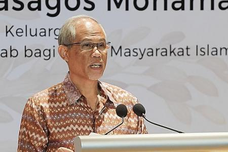 Inequality in Singapore cannot be left unchecked: Masagos Zulkifli