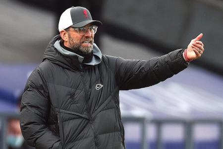 Negativity will only fuel Liverpool: Juergen Klopp