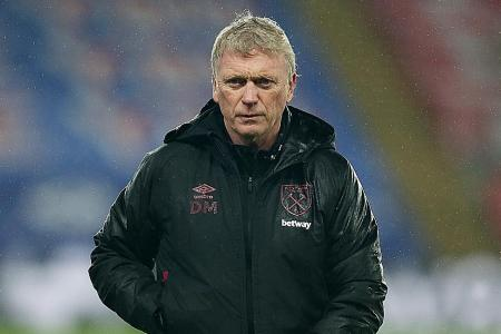 David Moyes: Fourth-placed West Ham yet to realise full potential