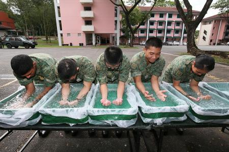 SAF enhances its heat injury management and prevention measures