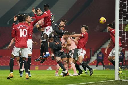 Liverpool, Man United have the same problem: Neil Humphreys