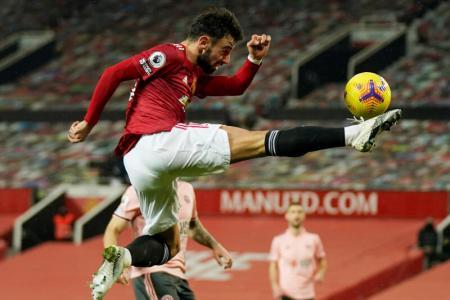 Solskjaer hails Fernandes' impact on Manchester United