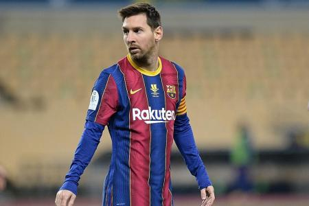 Barcelona to sue newspaper over report on Lionel Messi's contract