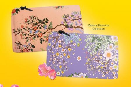 Get into the CNY spirit with FairPrice's red packets and clutches