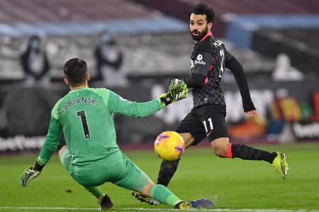 Liverpool back in the groove with 3-1 win over West Ham
