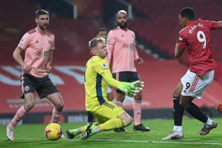 Solskjaer: Refereeing body admitted errors in Sheffield United game