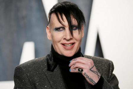 Marilyn Manson dropped by label after abuse allegations