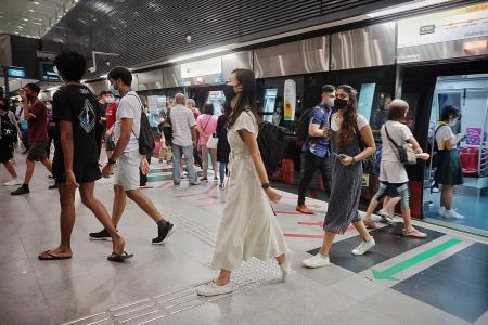 Satisfaction with public transport dipped last year