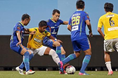 FAS amateur leagues set for 4-a-side tournaments