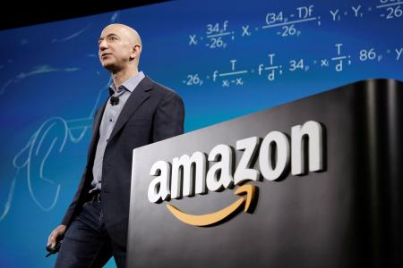 Amazon founder Bezos to step down as CEO as quarterly sales hit $133b