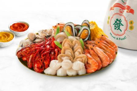 Load up on CNY goodies at Cheers, FairPrice Xpress