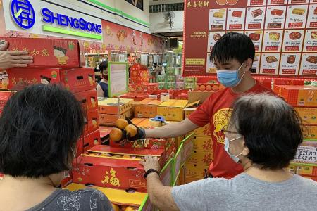 Sheng Siong's huge bonuses 'not the norm' amid pandemic