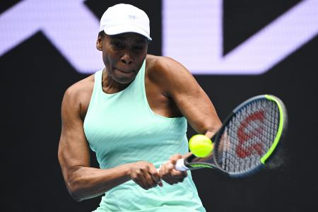 Naomi Osaka and Serena Williams hail ageless Venus Williams