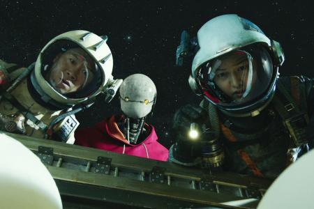 Movie review: Space Sweepers