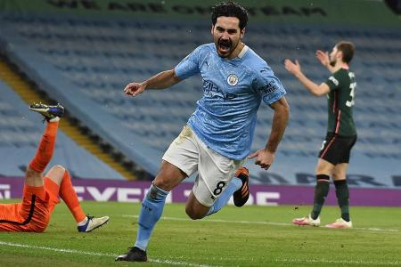 Jamie Carragher: Ilkay Guendogan will win Player of the Year award