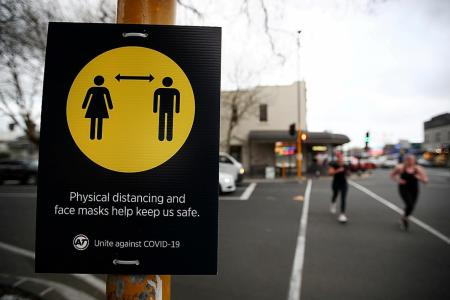 Auckland locked down after three local Covid-19 infections detected
