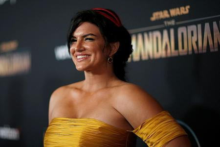 Ex-Mandalorian actress Carano to make a film with conservative outlet