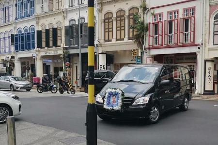First of five Tanjong Pagar accident victims cremated