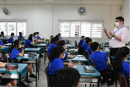 Mental health tips now part of secondary school curriculum