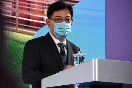 Singapore has good chance of balancing Budget this govt term: DPM Heng