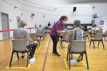 Nationwide vaccination programme for seniors begins