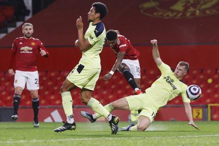 Solskjaer: Manchester United still hopeful of catching Man City