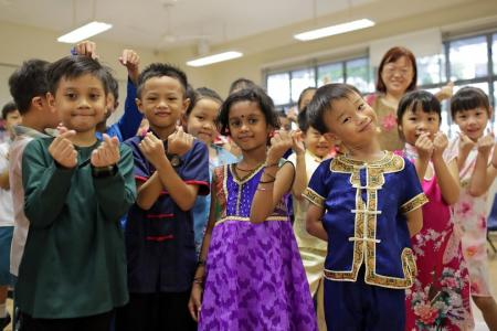 Racial harmony: 'It is time to embrace, not just tolerate'