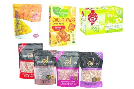 Snack on healthier goodies for a fresh start after CNY feasts