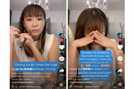 Local actress opens up about negative thoughts, self-harming on TikTok
