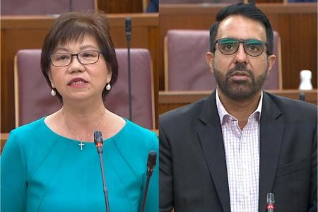 Denise Phua defends role of CDCs and mayors