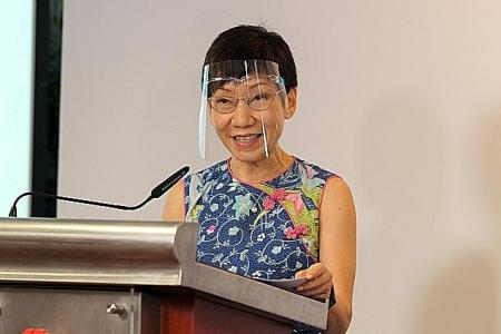 More can be done to promote gender equality: Grace Fu