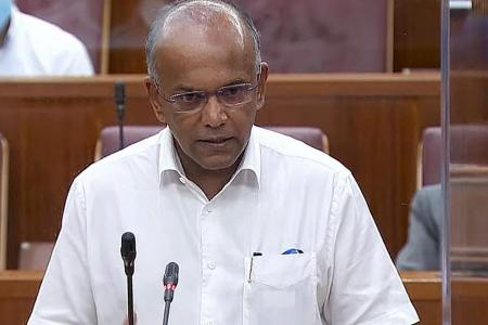 Policy decisions not based on religious beliefs: Shanmugam