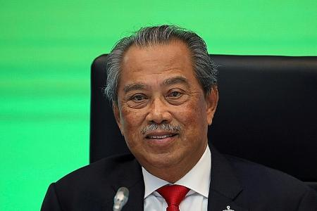 Malaysia will hold polls only when Covid-19 pandemic is over: PM
