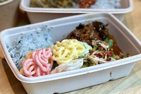 Winning, affordable Malay-Indonesian menu at Nusantara Singapore