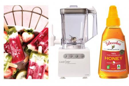 Enjoy a cook up with the kids with FairPrice Xtra recipes, promotions