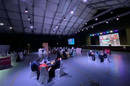 The Gym, NTUC Club organise year's first on-site community e-sports event