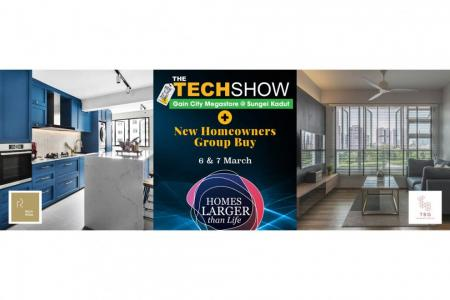 Gain City's Tech Show back with up to 70% off branded gadgets